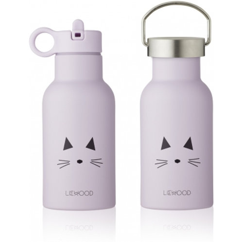 Gourde Anker - 350 ml - Chat lavender