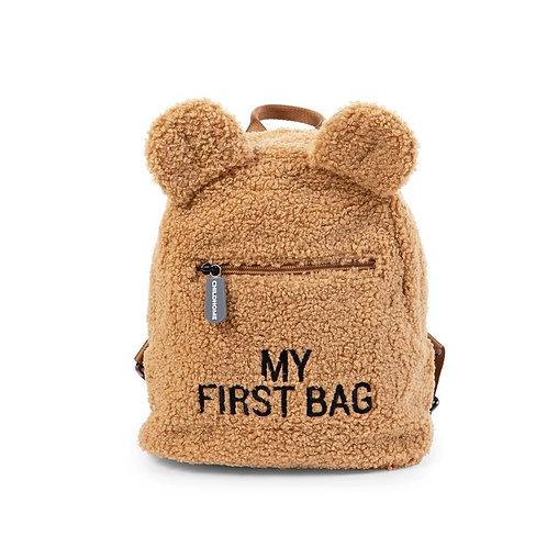 MY FIRST BAG SAC A DOS POUR ENFANTS - TEDDY BEIGE