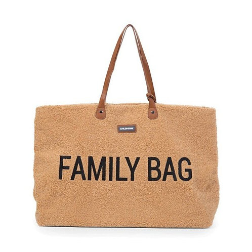 Childhome - Family Bag Teddy Beige
