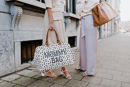 Mommy Bag Sac A Langer Leopoard
