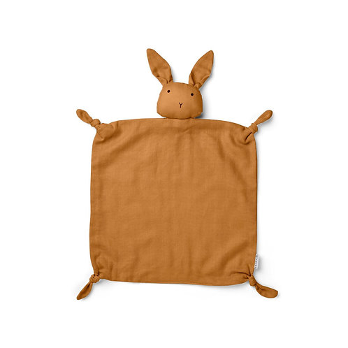 Doudou Lapin Moutarde - Liewood