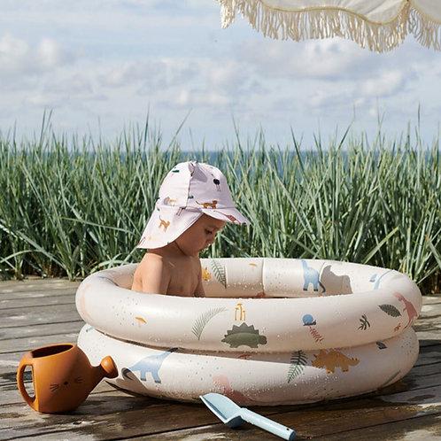 Piscine pour bébé gonflable - Dino Mix - Liewood