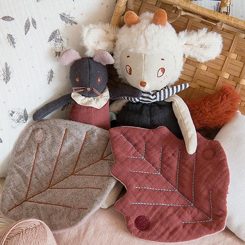 Petite souris rosée Après la pluie - Moulin Roty