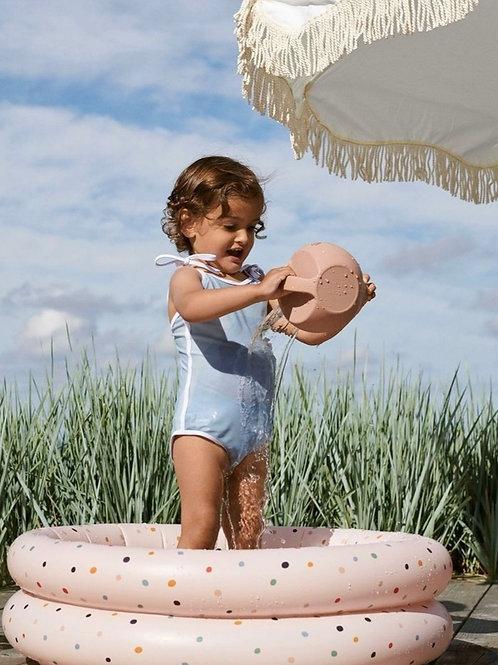 Piscine bébé gonflable- Liewood - Rose confetti