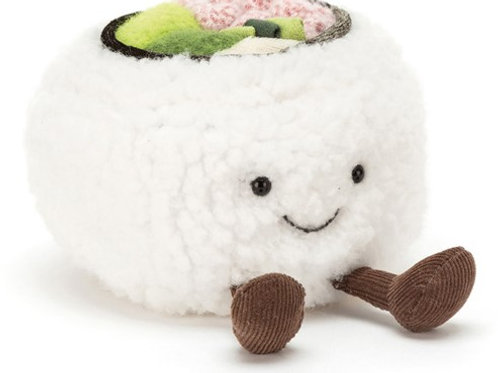 Jellycat - Silly Sushi Californien