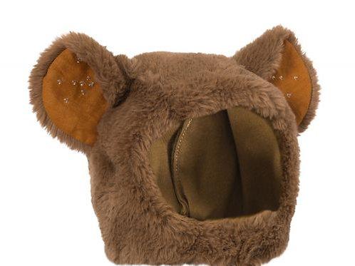 Moullin Roty - Bonnet ours brun - Rendez - vous chemin du loup!