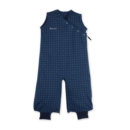 MAGIC BAG® 3-9m motif géométrique bleu jersey tog 0.5