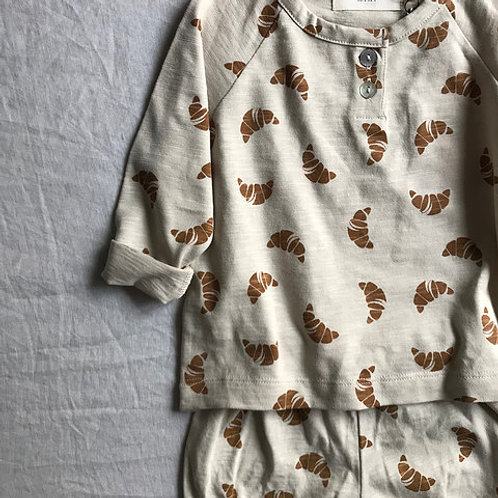 Monsieur Mini - T-shirt longue Manche