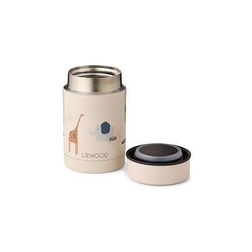 Boite repas Isotherme - Safari - Liewood
