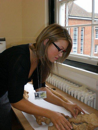 Forensic Anthropology at Cranfield DCMT