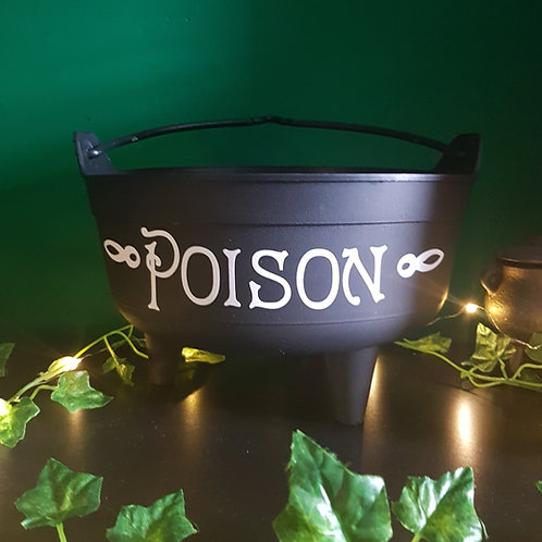 Extra Large 'Poison' Cauldron