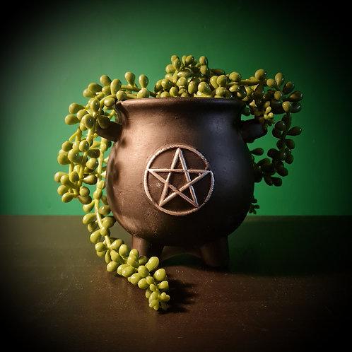 Cauldron Plant Pots