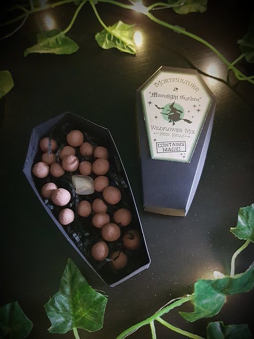 Seed Balls - 'Moonlight Garden'