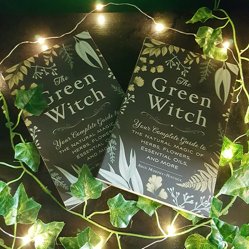 'The Green Witch' Book