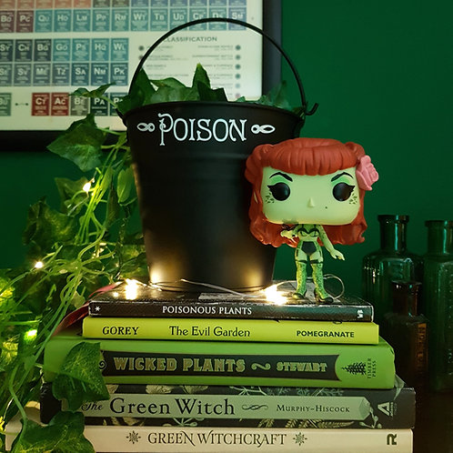 'Poison' Medium Planting Cauldron