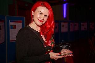 Queen Mary Engagement Award 'Media Star'