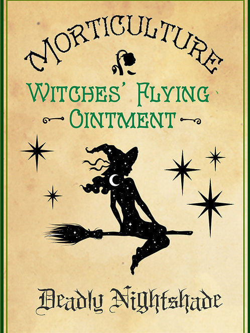 'Witches' Flying Ointment' Bundle
