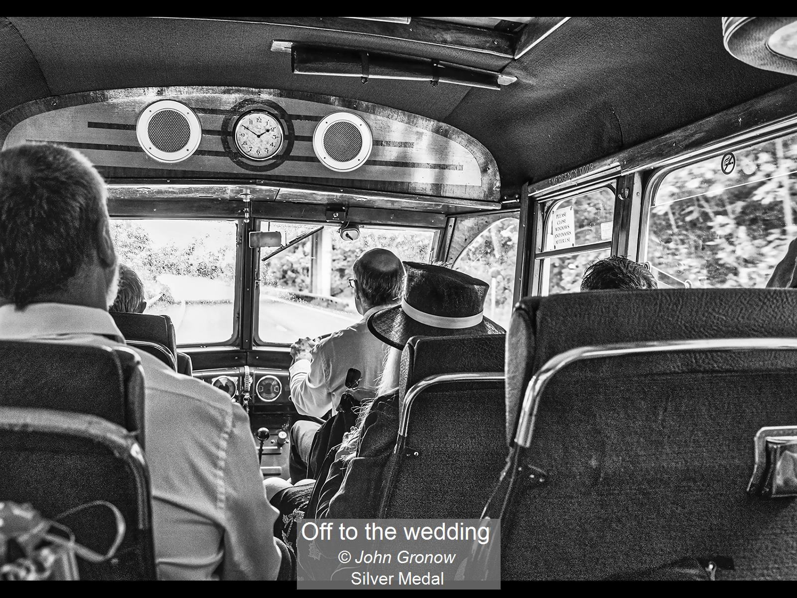 Off to the wedding_John Gronow_Silver