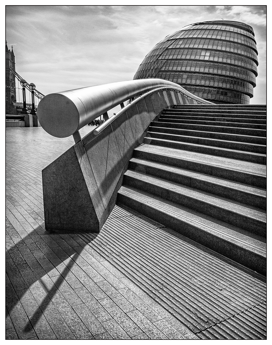Peter Bosley_South Bank steps_