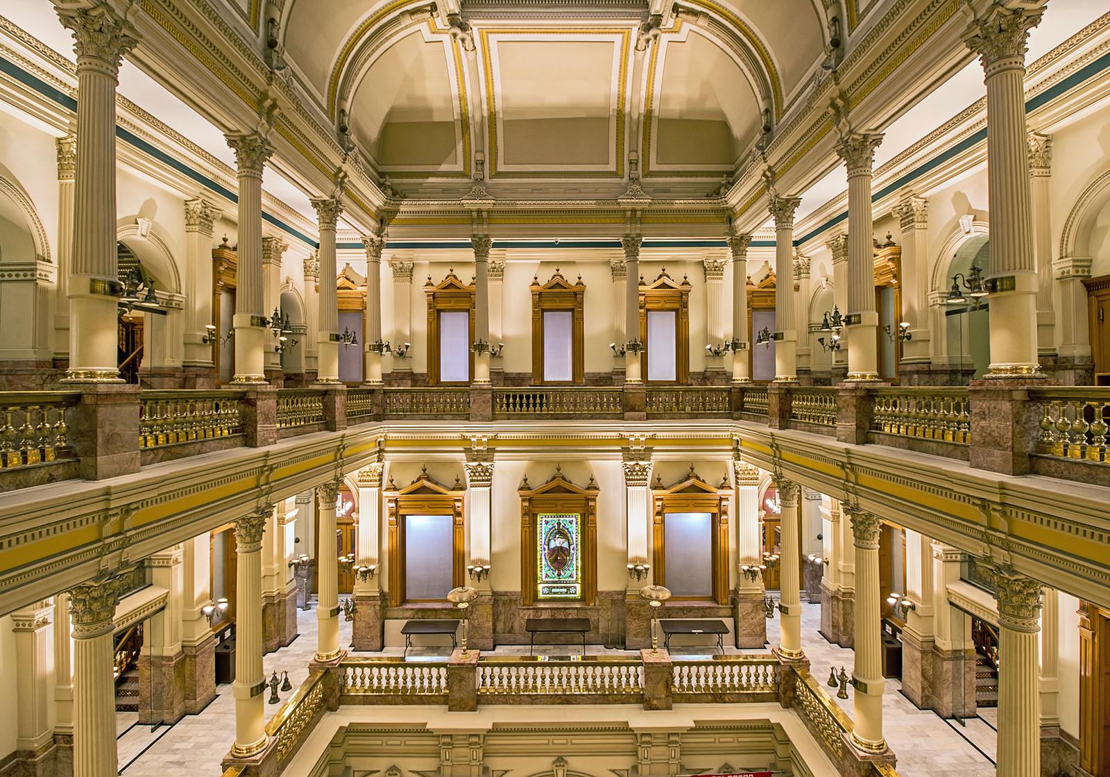 Pam Sherren_Denver Capitol Building_Bron