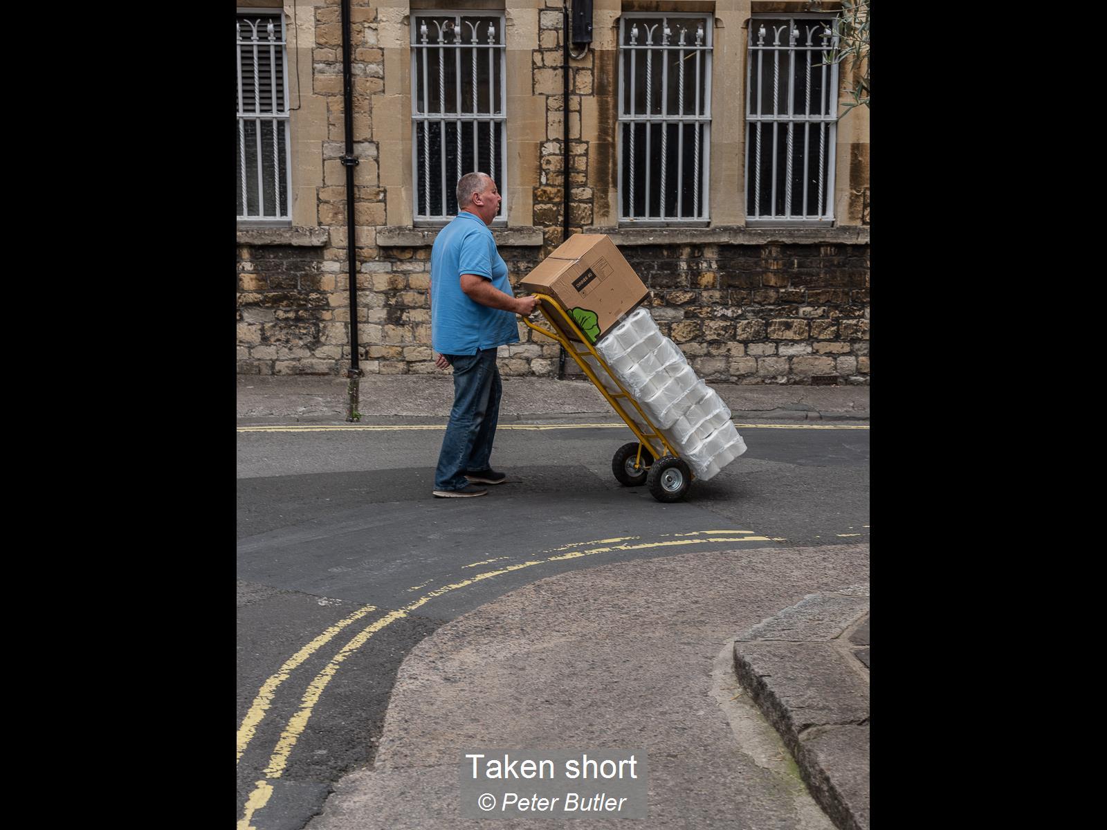Peter Butler_Taken short_None
