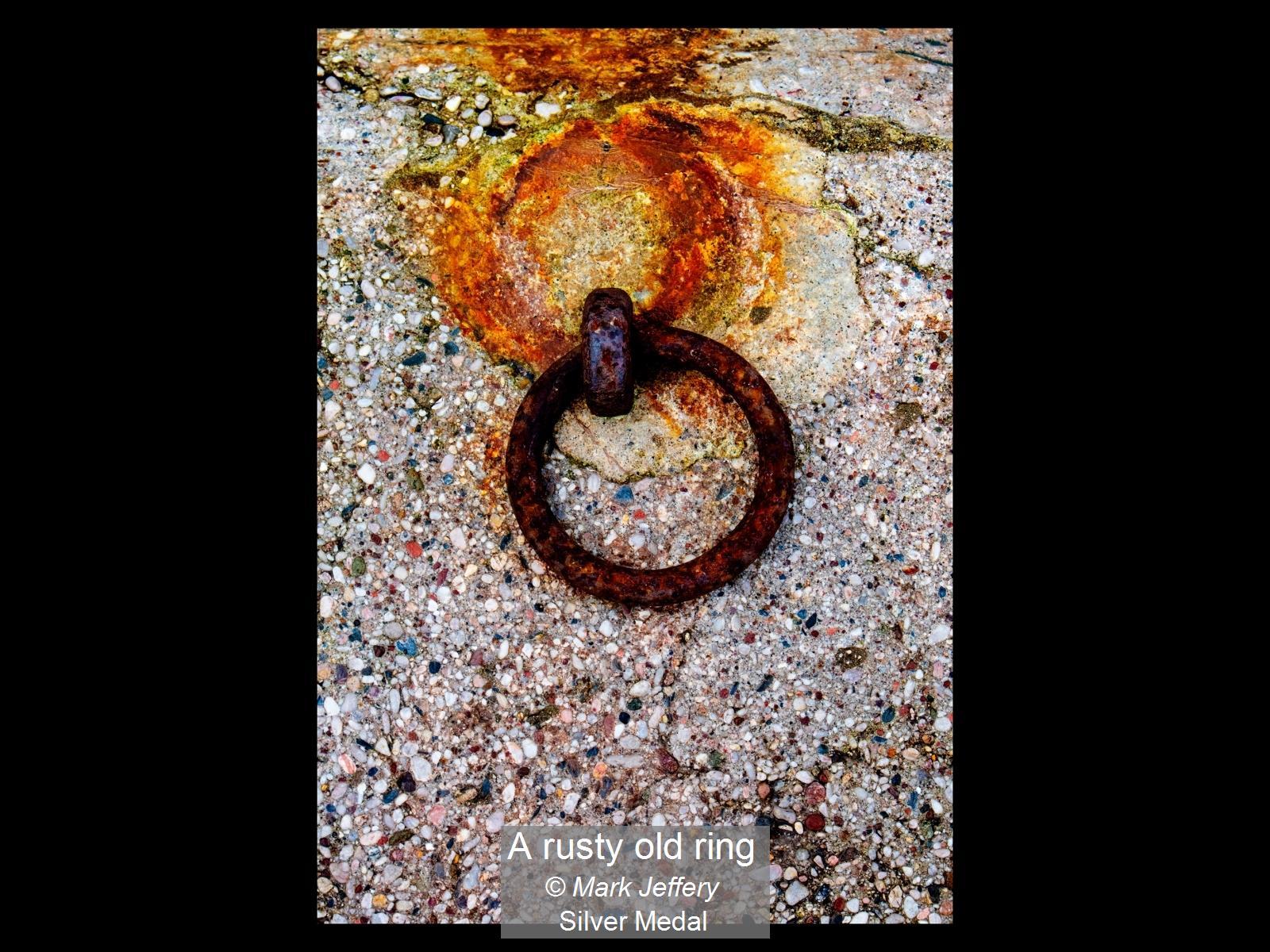 A rusty old ring_Mark Jeffery_Silver