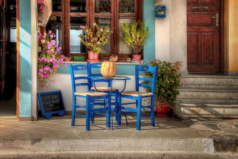 Pam Sherren_Greek Bistro