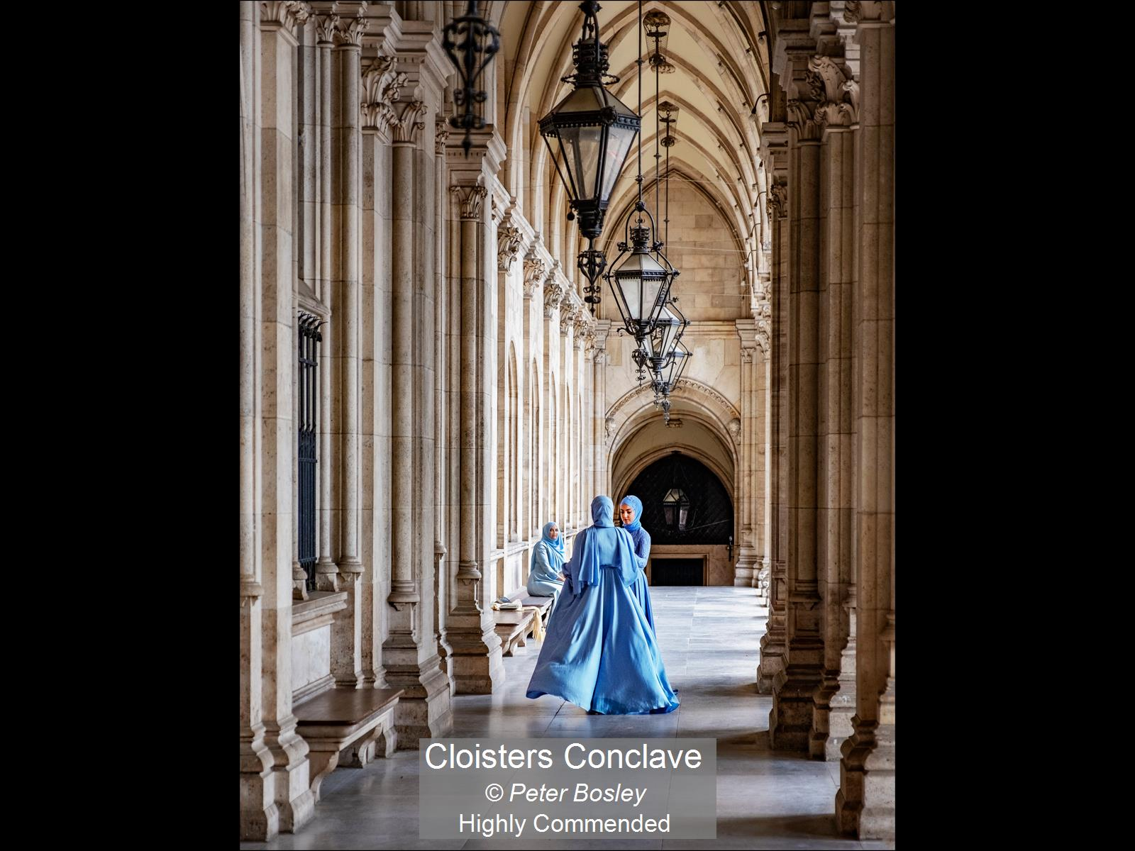 Cloisters Conclave_Peter Bosley_HComm