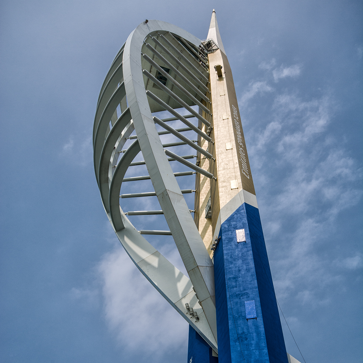 Russell McGowan_Spinnaker Tower_Bronze