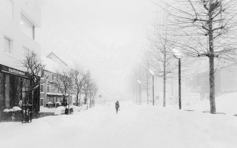 Comm_Pam Sherren_Snow in the City