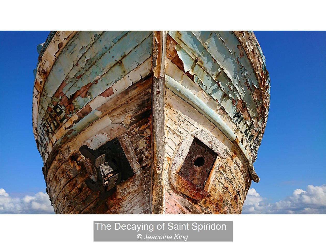 The Decaying of Saint Spiridon_Jeannine