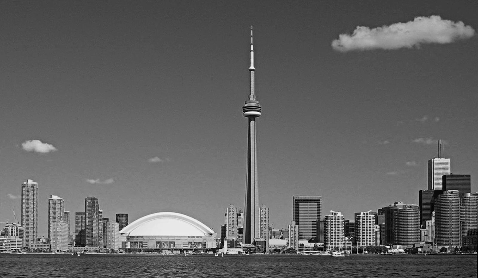 Russell McGowan_Toronto Skyline_