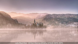Pam Sherren_Lake Bled Mist