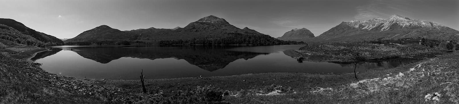 Julie McGowan_Fishing On Loch Clair