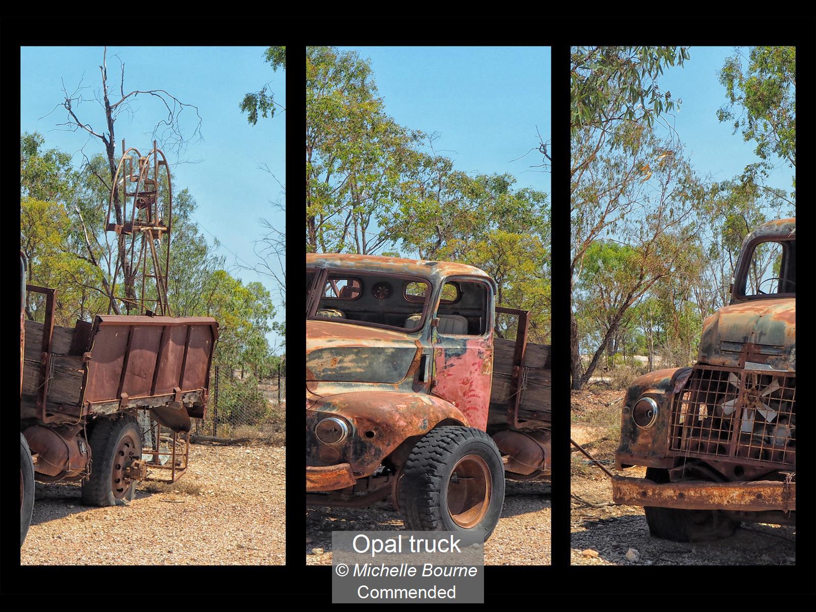Opal truck_Michelle Bourne_Comm