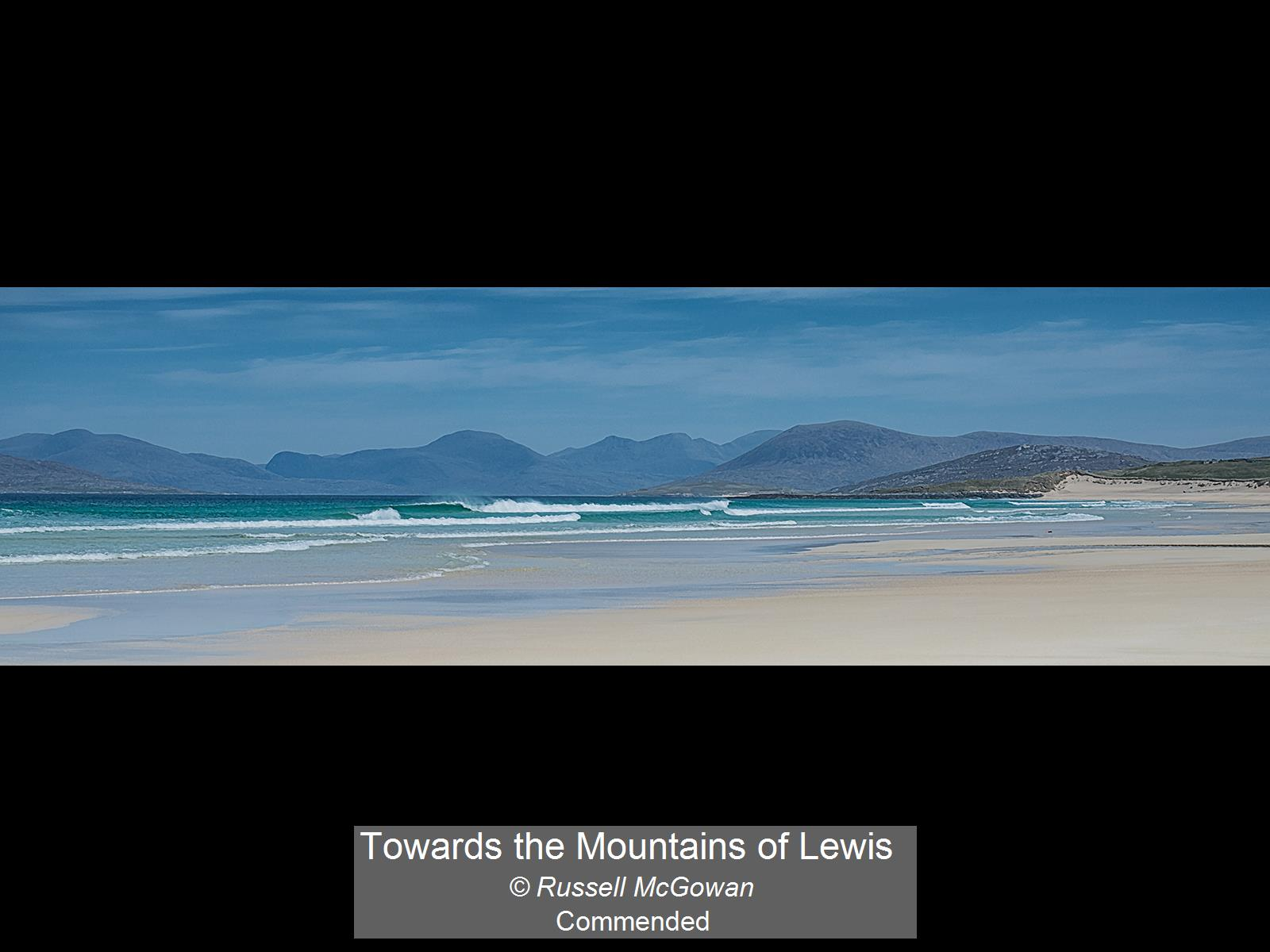 Towards the Mountains of Lewis_Russell M