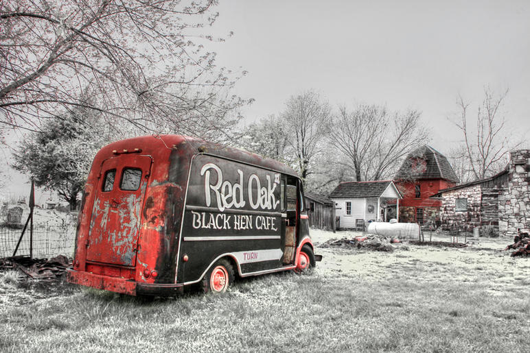 Pam Sherren_Black Hen Cafe