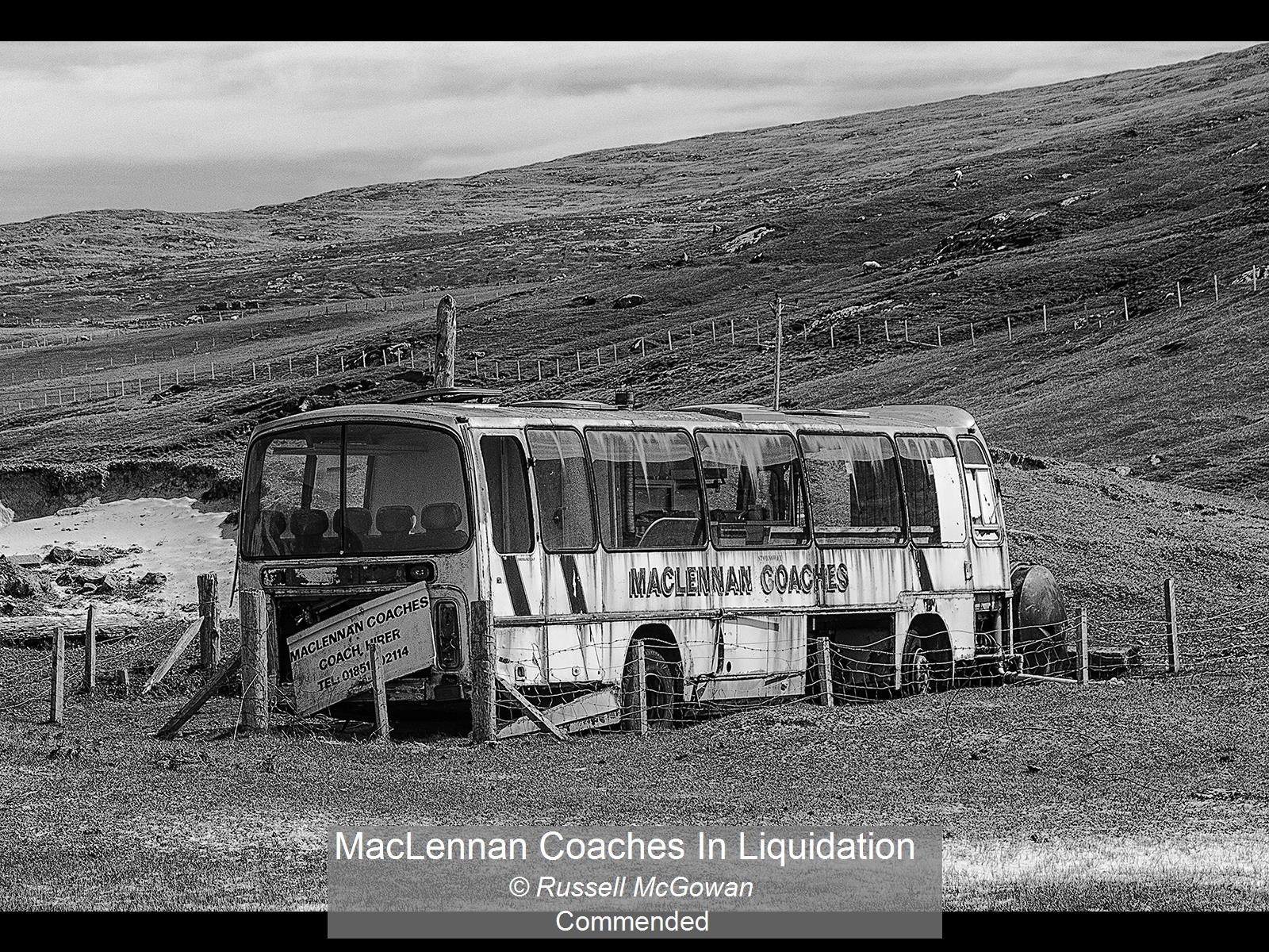 MacLennan Coaches In Liquidation_Russell