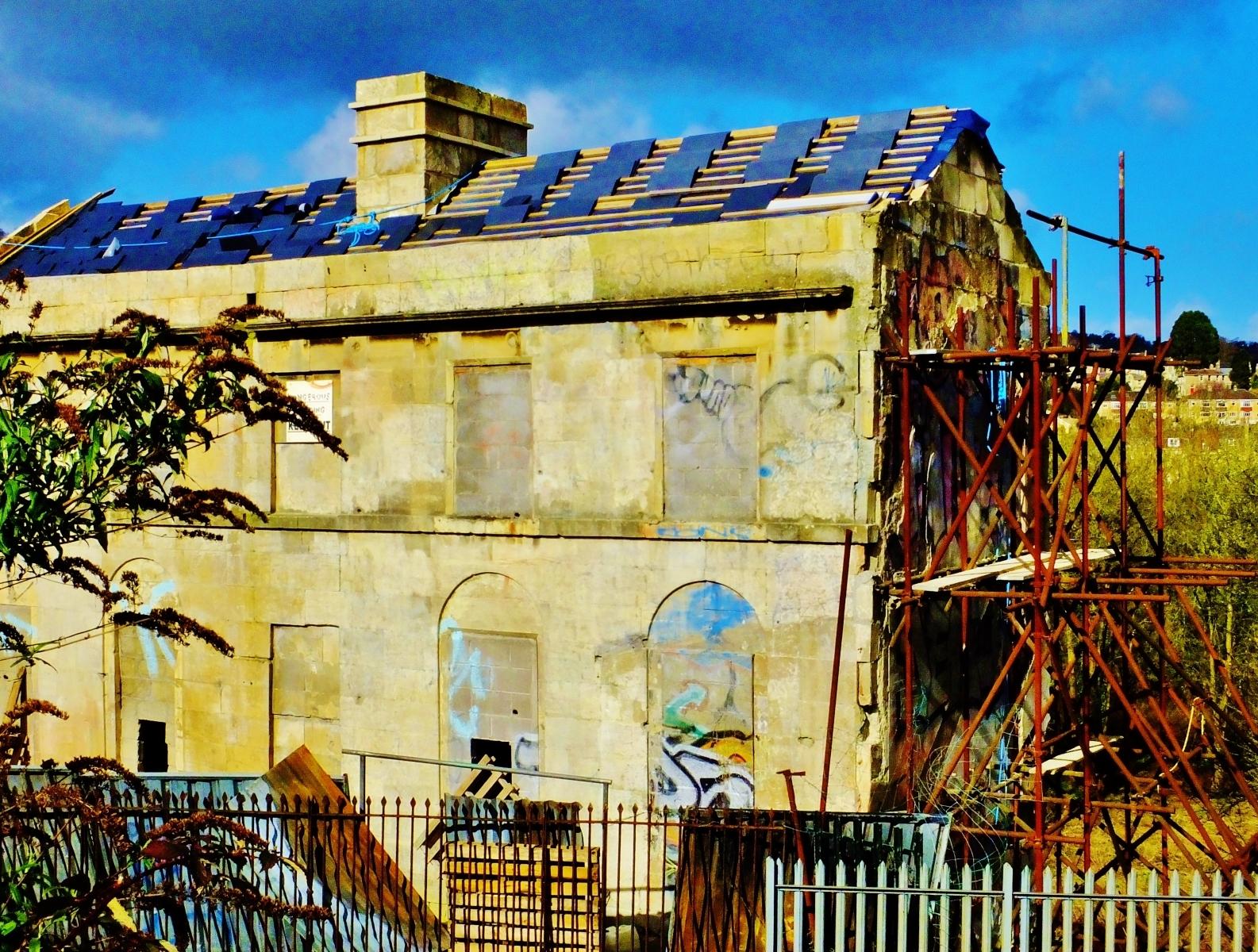 Paul Williams_Abandoned Renovations_None