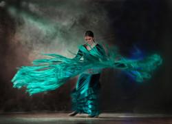 Brian McLean_Spanish Dancer