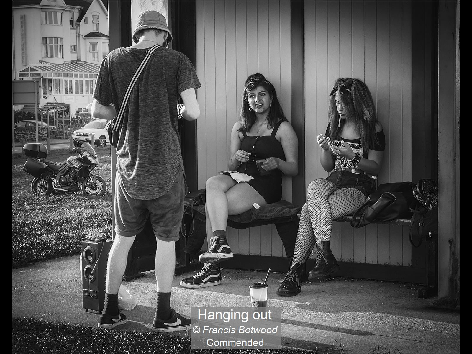 Francis Botwood_Hanging out_Comm