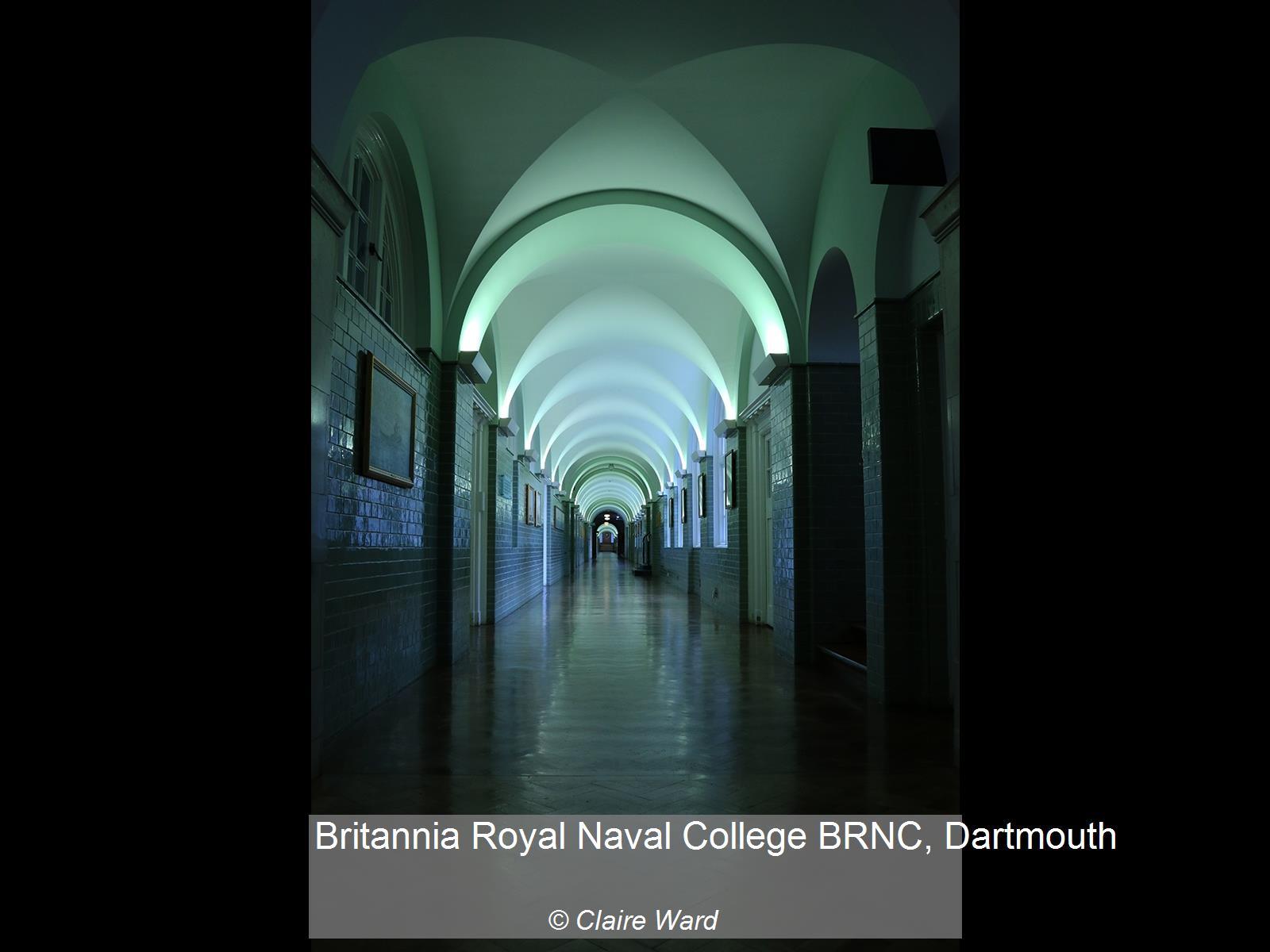 Claire Ward_Britannia Royal Naval Colleg