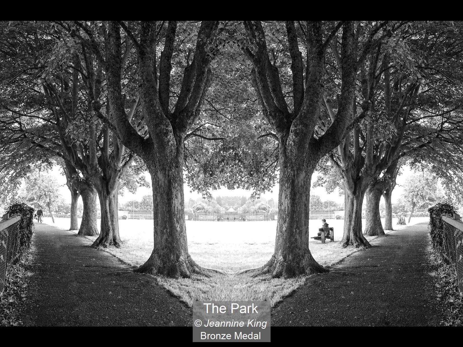 The Park_Jeannine King_Bronze