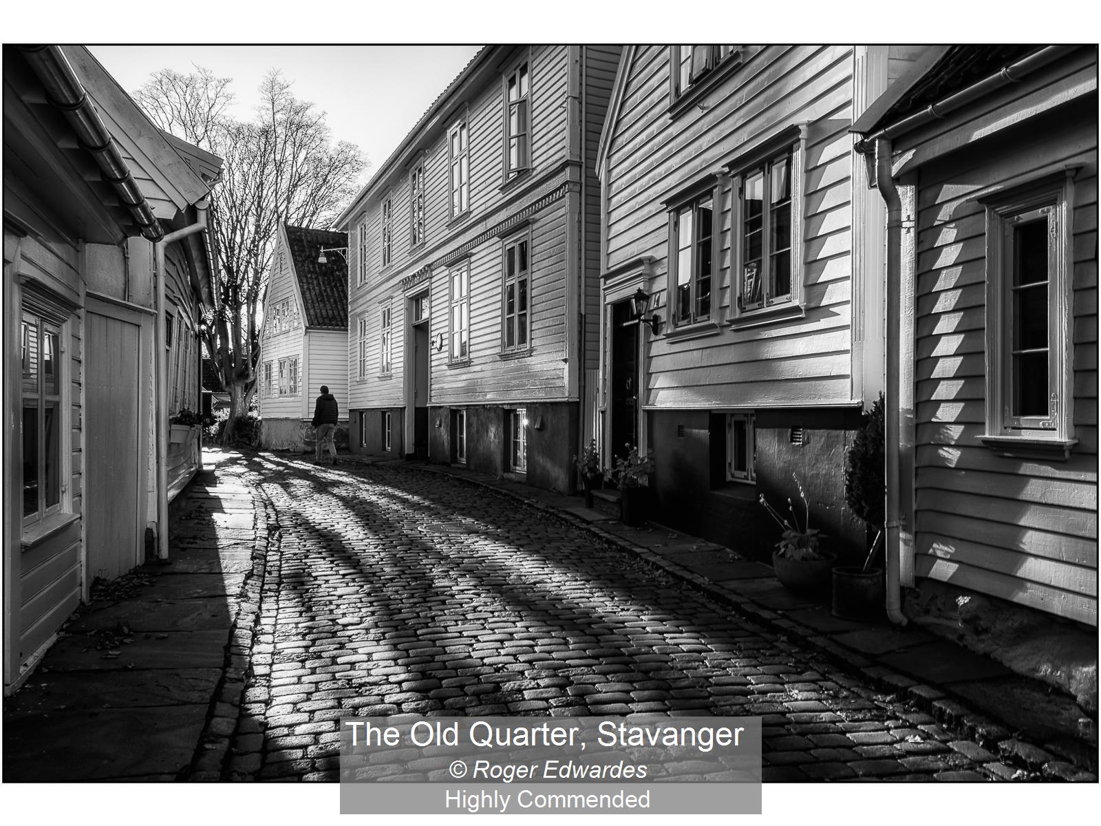 The Old Quarter, Stavanger_Roger Edwarde