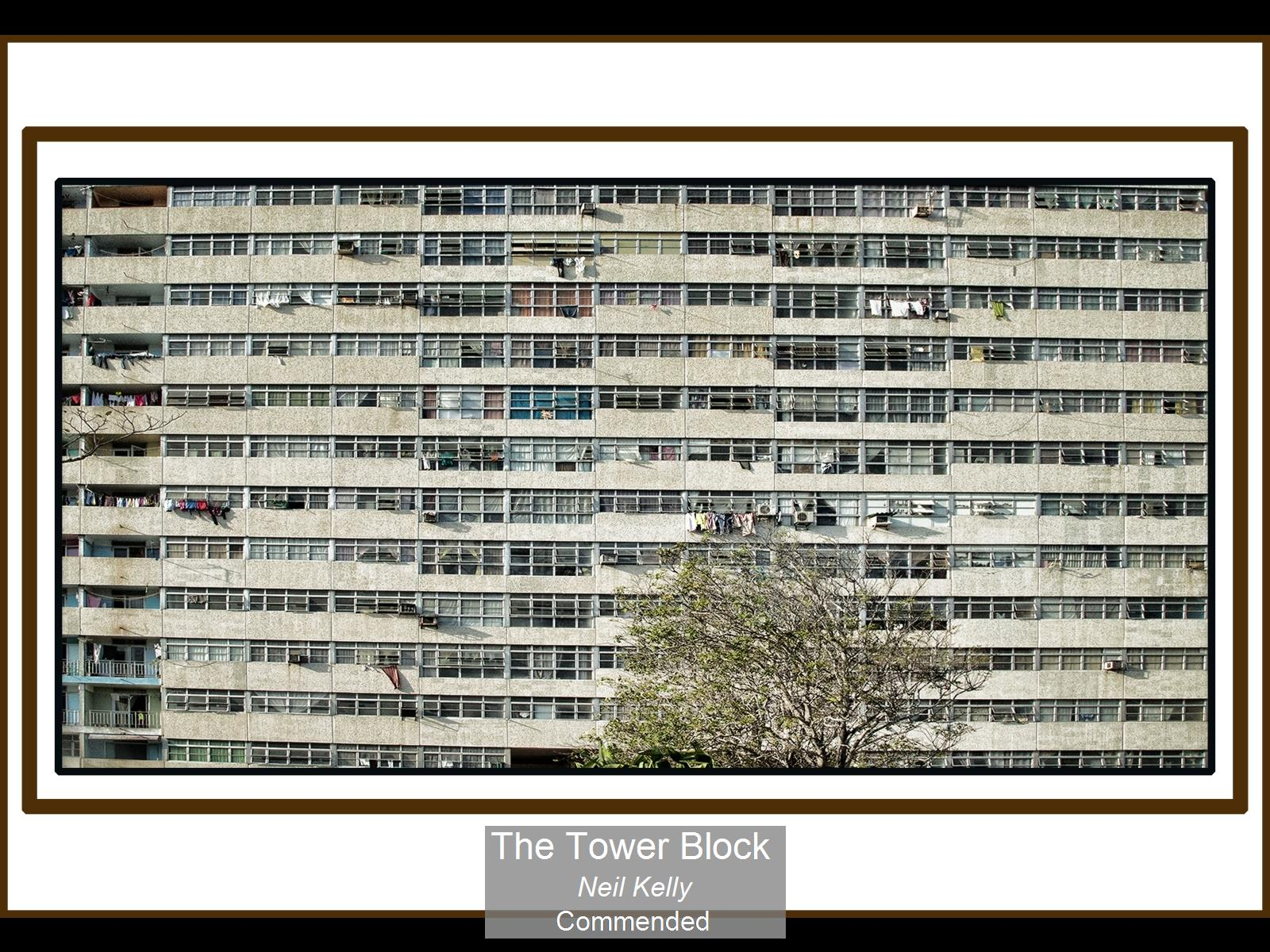 Comm_The Tower Block_Neil Kelly