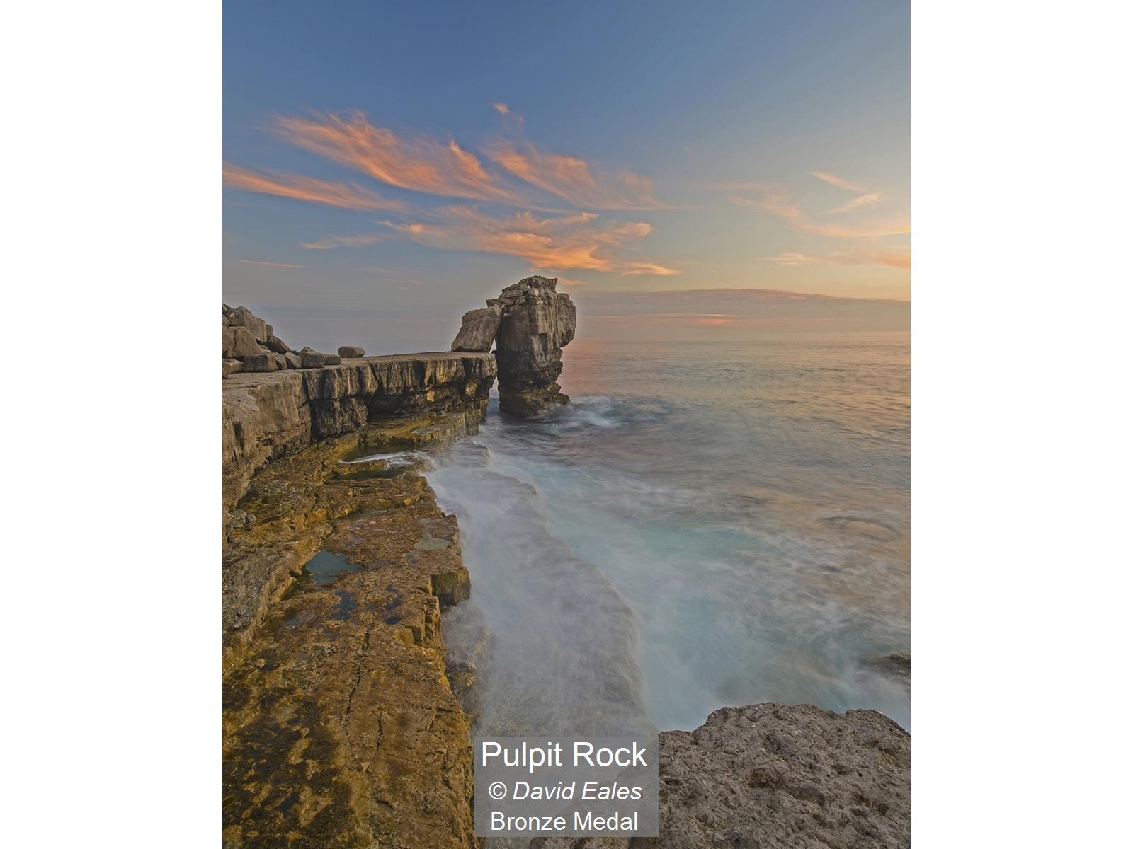 Pulpit Rock_David Eales_Bronze