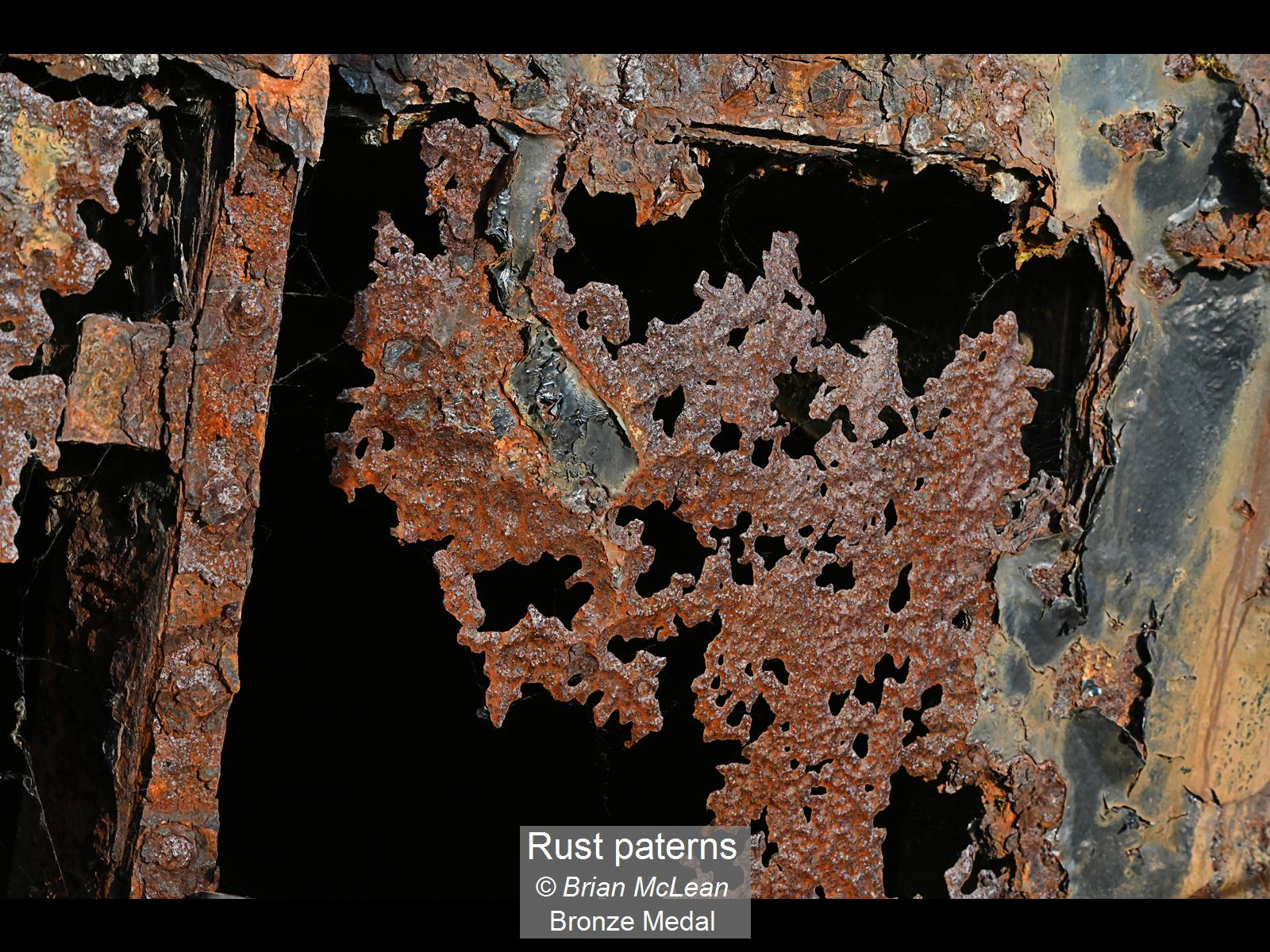 Rust paterns_Brian McLean_Bronze