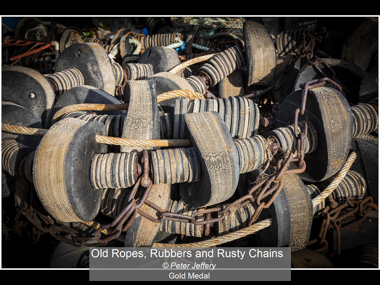 Old Ropes, Rubbers and Rusty Chains_Pete