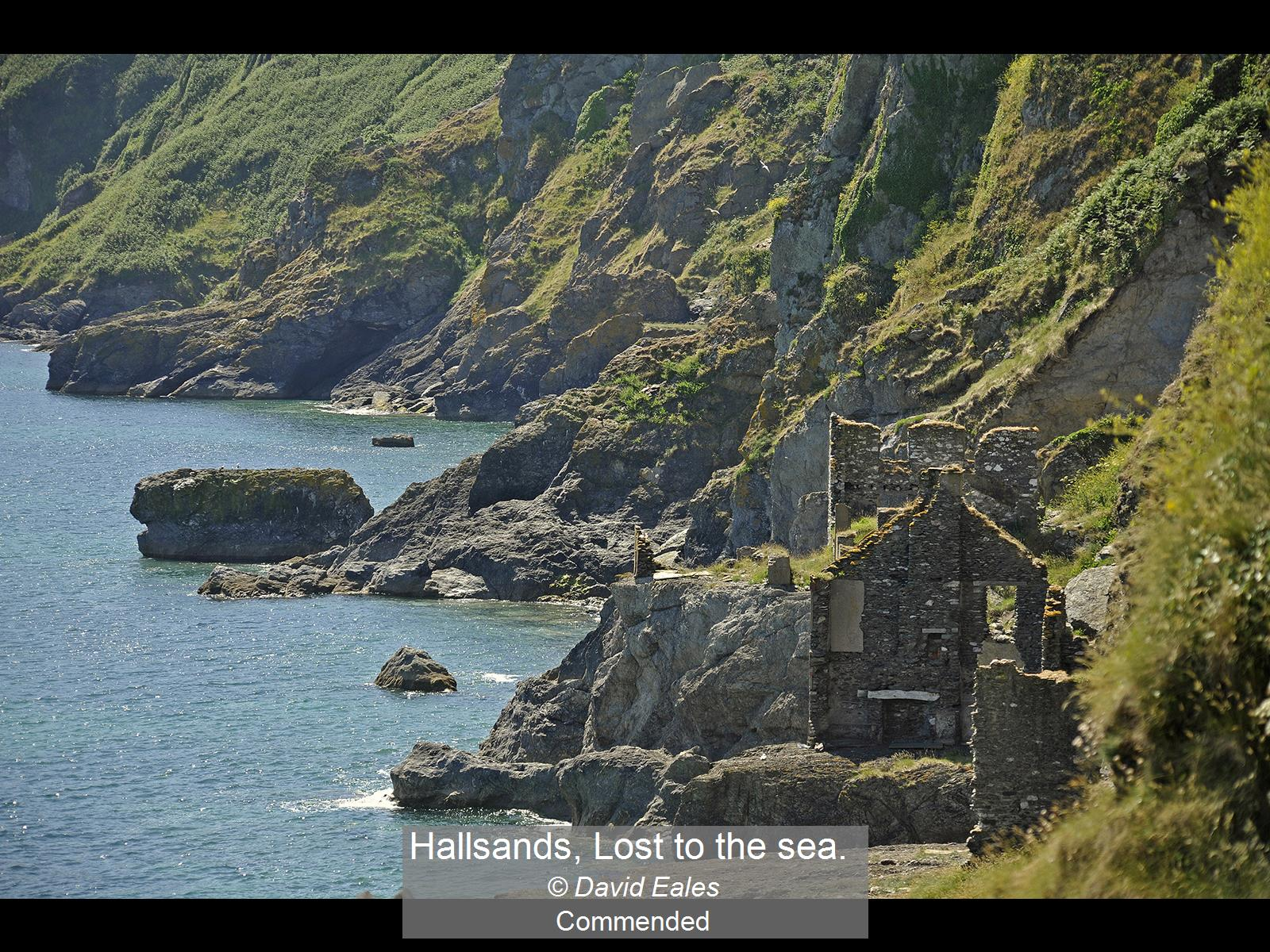 Hallsands, Lost to the sea