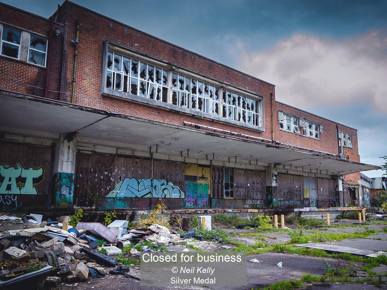 Closed for business_Neil Kelly_Silver